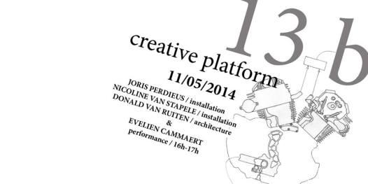 creative platform 13b